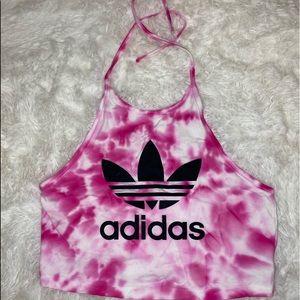 Adidas halter top